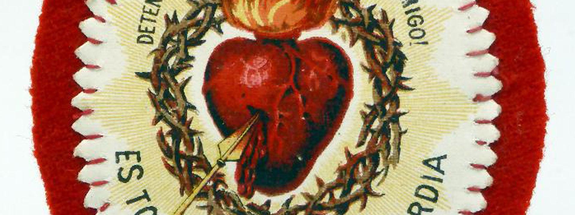 Detente Devoción Al Sagrado Corazón