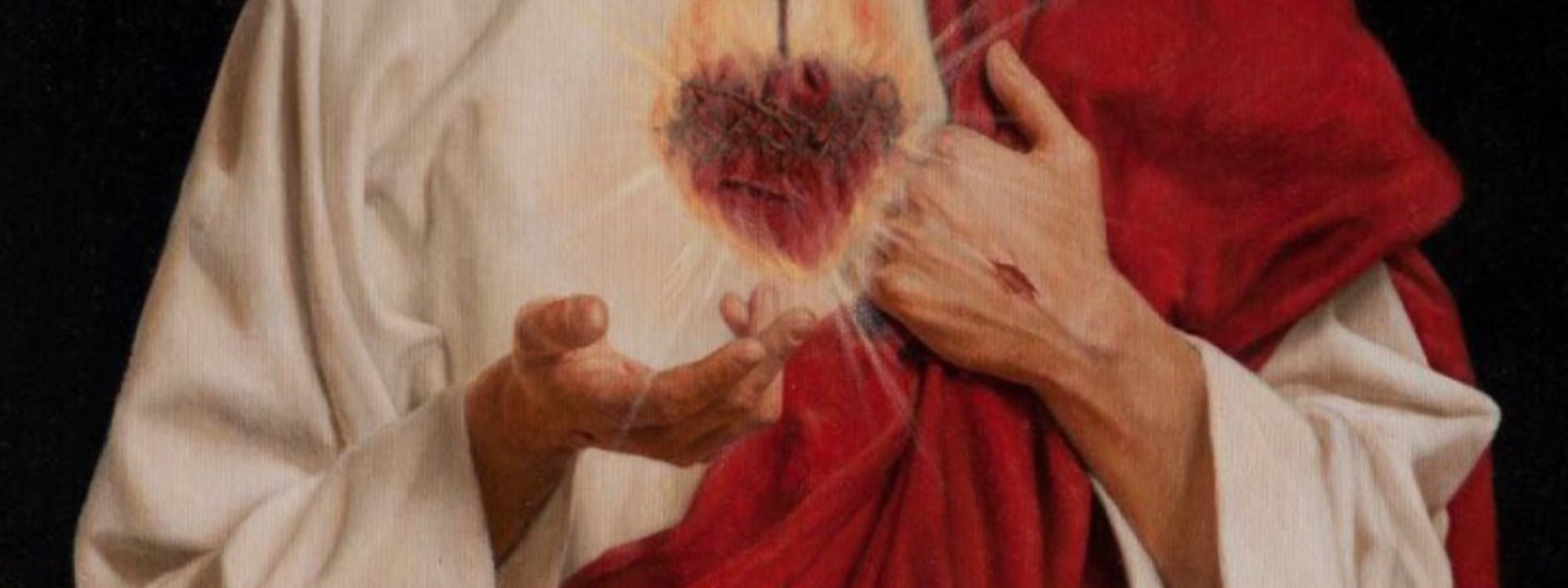 Entronización al Sagrado Corazón de Jesús