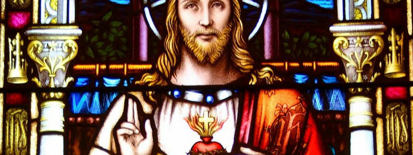 Himno del Sagrado Corazón de Jesús (de la oración del papa Pío IX)